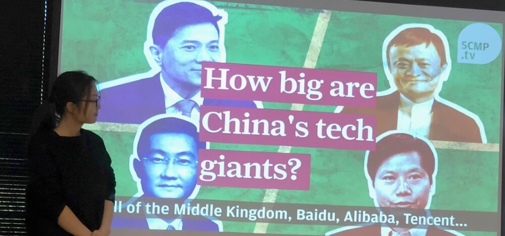 Crash course in the Chinese tech market